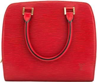 Louis Vuitton Castillian Red Epi Pont Neuf PM (4070021)