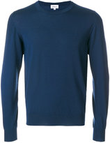 Brioni crew neck jumper