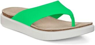 Ecco Corksphere Flip Flop