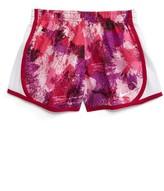 Nike Girl's Dry Tempo Running Shorts