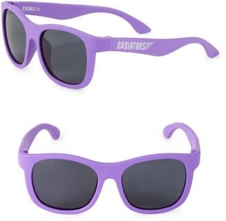 Babiators Kid's 45MM Navigator Ultra Wayfarer Sunglasses
