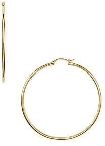 Nadri Hoop Earrings