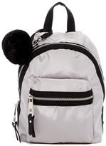Madden-Girl Bold Mini Nylon Backpack
