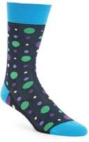 Bugatchi Men's Herringbone & Dot Socks