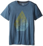 Volcom Stoney Short Sleeve Tee (Big Kids)