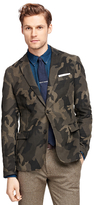 Brooks Brothers Camo Sport Coat