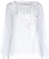 Viktor & Rolf ruffle blouse
