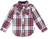 Splendid Little Boy Woven Plaid Shirt