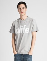 Alife Heather Grey Core T-Shirt