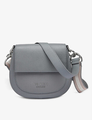 Ted Baker Amali leather cross-body bag