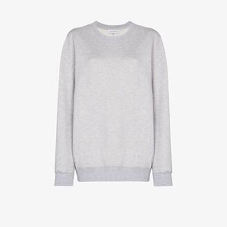 Ninety Percent Oversized Organic Cotton Sweatshirt