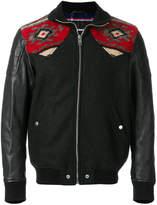 Diesel L-Padh bomber jacket