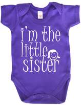 Dirty Fingers, I'm the Little Sister, Baby Bodysuit, 0-3m