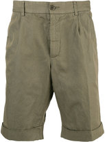 Aspesi turn up chino shorts - men - Cotton/Linen/Flax - 46