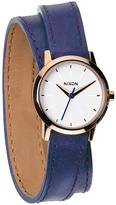 Nixon Kenzi Watch Leather Wrap