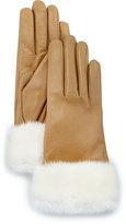 Portolano Lambskin Mink-Fur Cuffs