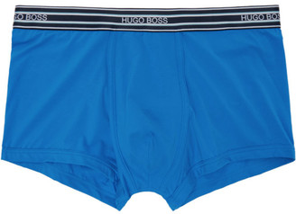 HUGO BOSS Blue Refresh Boxer Briefs
