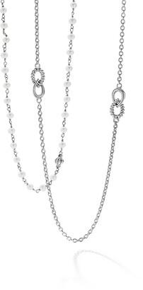 Lagos Luna Pearl Necklace Set