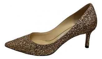 Jimmy Choo Other Glitter Heels