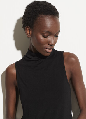 Vince Sleeveless Cowl Neck Camisole