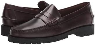 Sebago Dan Waxy Luggage (Brown) Men's Shoes