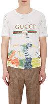 Gucci Men's Tie-Dyed Cotton T-Shirt