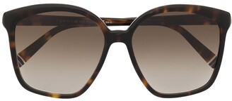 Tommy Hilfiger TH1669 oversized-frame sunglasses