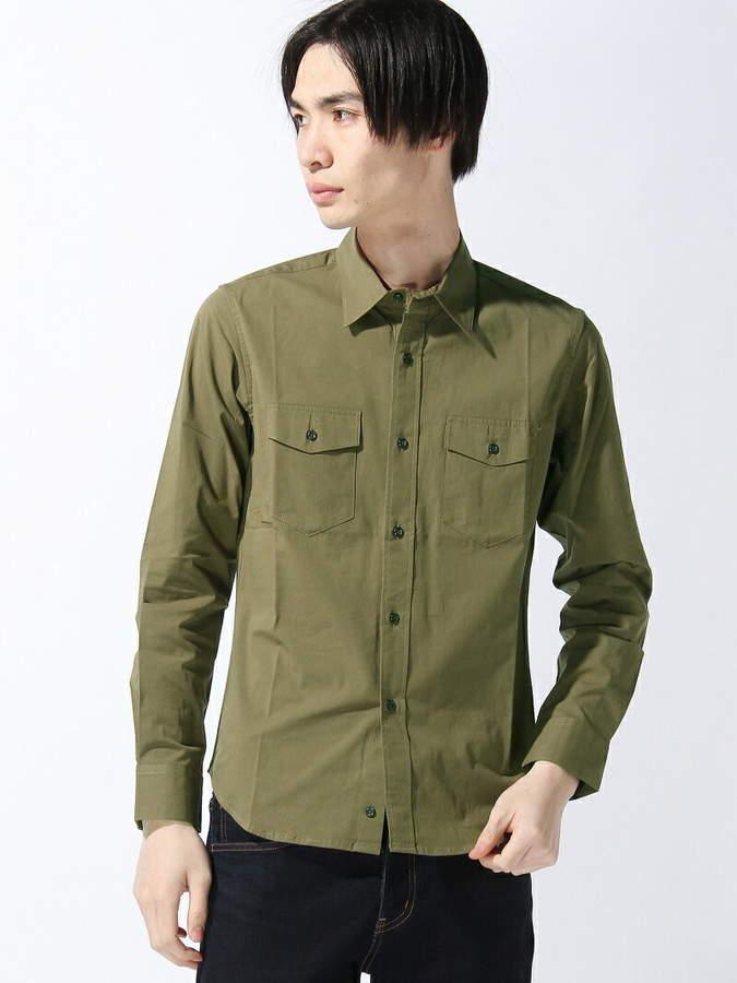 Men's Bigi (メンズ ビギ) - MEN'S BIGI ダブルポケットシャツ メンズ ビギ シャツ/ブラウス