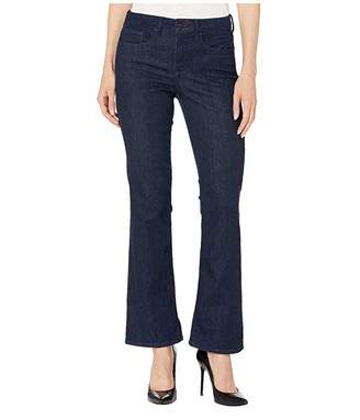 Lightweight Bootcut Stretch Jeans Shopstyle