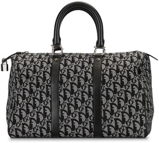 Christian Dior pre-owned Trotter holdall bag