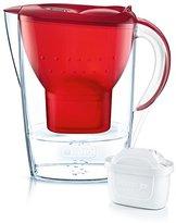 Brita Marella Cool Wassfi Filter, Funnel and Jug – 1024039 SMMA Cover – ABS/ASA, Red, 26 x 9 x 25 cm
