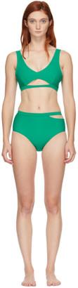 Marieyat Green Ryym Sade Bikini