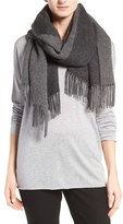 Eileen Fisher Double Face Alpaca Scarf