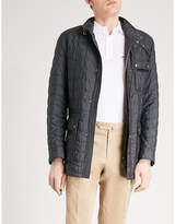 Salvatore Ferragamo Quilted Shell Field Jacket