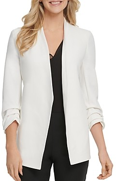 Thumbnail for your product : DKNY Open-Front Jacket