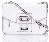 Proenza Schouler Hava Chain Python Crossbody