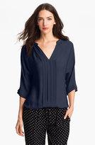 Joie Women's 'Marru' Semi-Sheer Silk Blouse