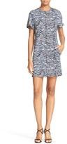 Just Cavalli Women's Zebra Print T-Shirt Dress