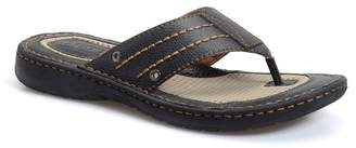 Børn Jonah Leather Flip Flop
