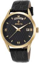 Invicta 21526 Women's Vintage Genuine Leather And Dial Watch