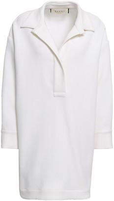 Marni Cotton-blend Crepe Tunic