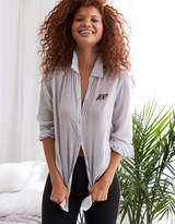 aerie Embroidered Shirt