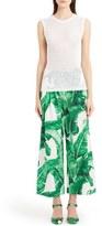 Dolce & Gabbana Women's Open Knit Tank