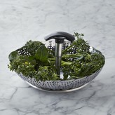 OXO Stainless Steel Steamer with Extendable Handle.