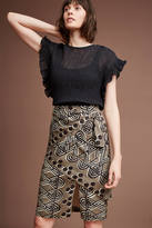 Maeve Edessa Printed Skirt