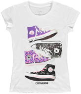 Converse Stacked T Shirt