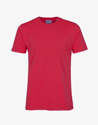 Colorful Standard - Scarlett Red Classic Tee Shirt - s
