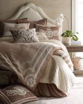 """Horchow Lili Alessandra Versailles Pillow, 24""""Sq."""