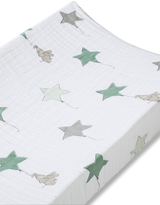 Aden Anais Classic Muslin Changing Pad Cover[br]Single