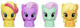 My Little Pony Friendship 4-Pack Figurines